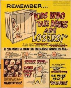 Antidrug ad 1970